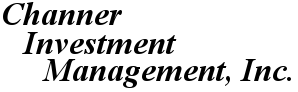 Channer Investment Management, Inc.